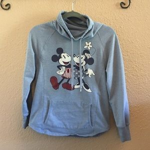 Disney Parks | Mickey and Minnie Sweatshirt